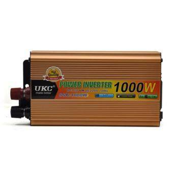 Thaivasion UKC Power Inverter 1000W with Charger 12V DC to 220V ACOutput