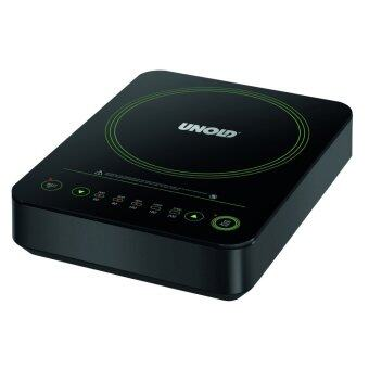 UNOLD Induction Cooking Plate Compact เตาแม่เหล็กไฟฟ้า รุ่น 58205\n(Black)