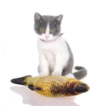 ต้องการขาย ตุ๊กตาของเล่นสำหรับน้องแมว รูปปลา -ไซส์ M