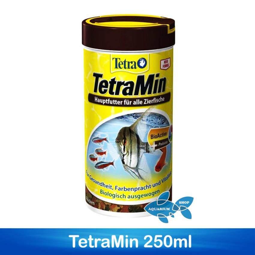 TetraMin 250ml อาหารปลาชนิดแผ่น