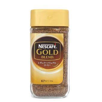 เนสกาแฟ โกลด์ เบลน Nescafe Gold Blend กาแฟสำเร็จรูป 135กรัม ขวดแก้วนำเข้าจากญี่ปุ่น