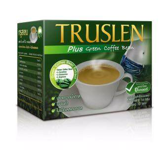Truslen Plus Green Coffee Bean 10 Pc.