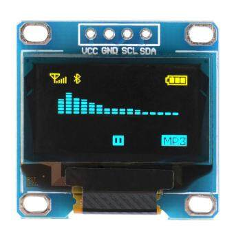 0.96 OLED Display 128X64 I2C IIC Serial SSD1306 Module for ArduinoSTM32