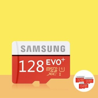 128GB 100%Original EVO+ Memory Card SDHC Micro SD/TF 80MB/S Class10Flash Memory Cards - intl