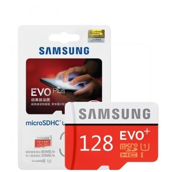 128GB Original Micro SD card Memory Card EVO+ Class10 TF Card C10SDHC SDXC - intl