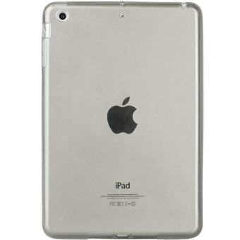 1st Cyber เคสไอแพด มินิ 1/2/3 Transparent Soft TPU Back Cover Skin Shell for Apple iPad Mini 1/2/3 (Clear)