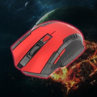 2.4Ghz Mini Wireless Optical Gaming Mouse Mice& USB Receiver For PC Laptop – intl