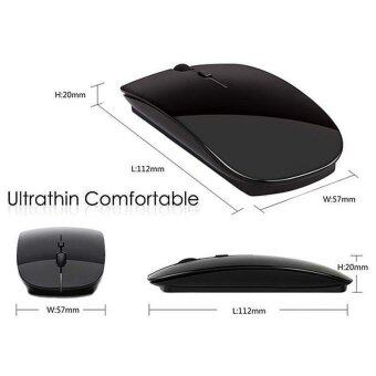 2.4GHz USB Wireless Optical Mouse Slim Magic Touch Mice For MAC iOSDesktop Computer Laptop PC – intl
