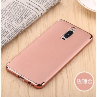 3 In 1 Fashion Ultra Thin Matte Hard Case for For Huawei Mate 9Pro(rose gold) - intl