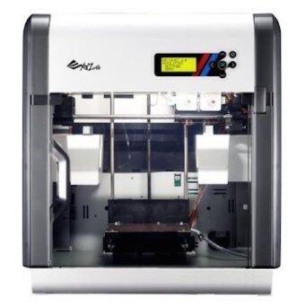 3D Printer + XYZ 3D Printer 2.0A Duo - white