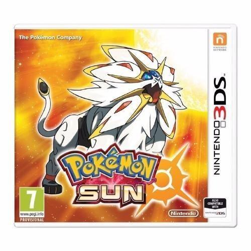 3DS : Pokemon Sun (US)