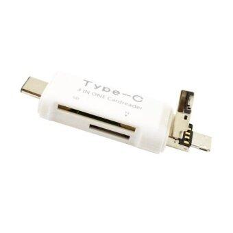 3in1 USB3.1 USB-C TF
