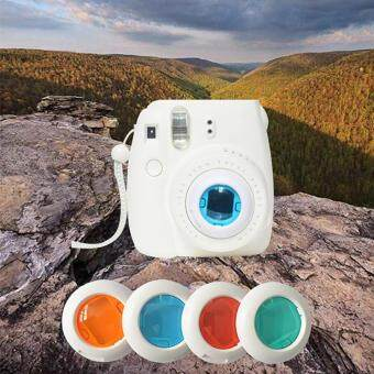 4 Colorful Filters Magic Lens For Fujifilm Instax Mini 8 /7s/ kittyCameras - intl