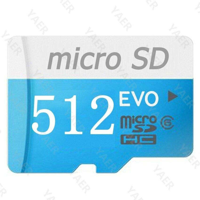 512GB 80MB s High Endurance Video Monitoring Class 10 MicroSDHC Memory Card intl .