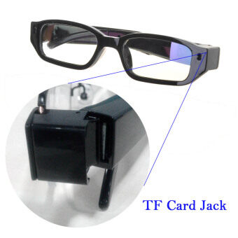 720P HD Full Frame Glasses Camcorders Spy Hidden Eyewear