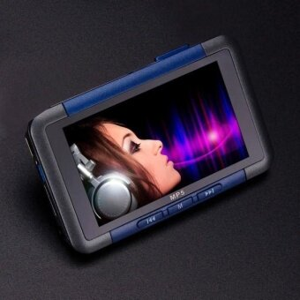 8GB Slim MP3 MP4 MP5 Music Player With 4.3'' LCD Screen FM RadioVideo Movie