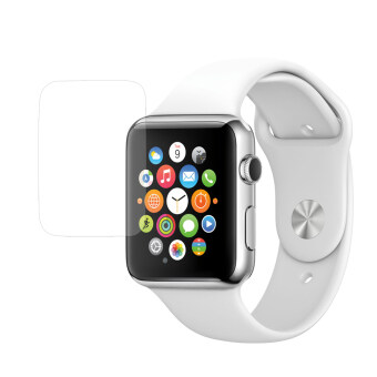 9H Tempered Glass Screen Film for Apple Watch - intl
