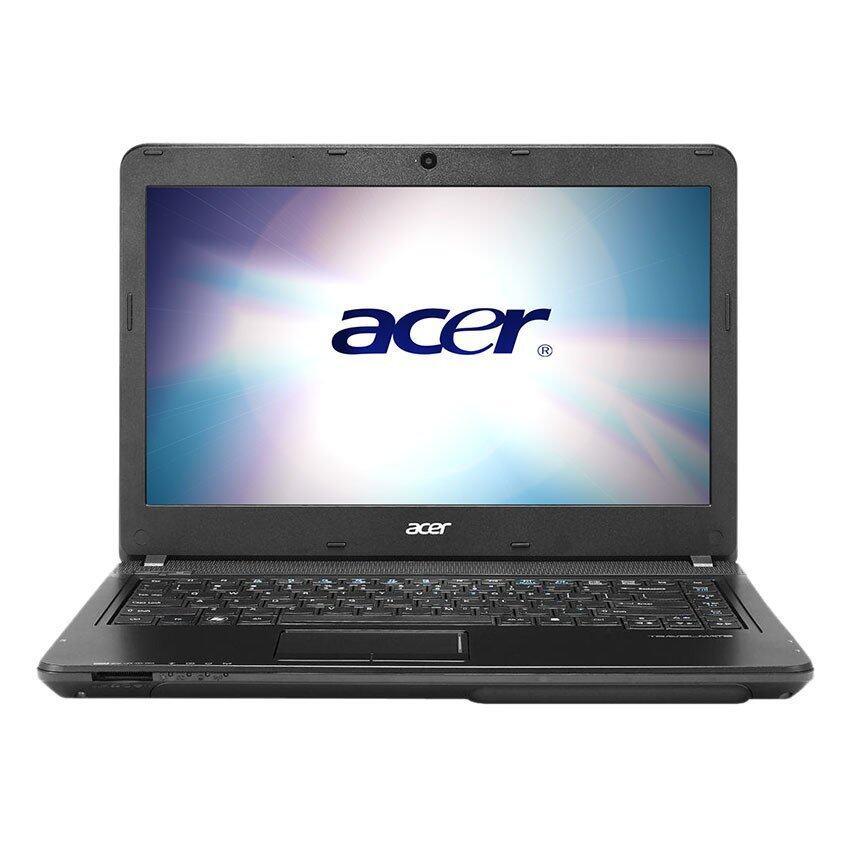 "ACER TravelMate P243-M-33124G75Makk (NXV7BST041) i3-3120M 2.50  4GB 750GB 14""Linux"