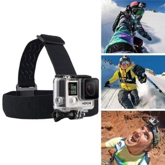 ... Action Camera Gopro Accessories Headband Chest Head Strap for GoproHero 3 3+ 4 SJ4000 Action ...