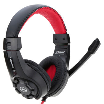 Adjustable 3.5mm Esport Headphone Game Gaming Headphones HeadsetLow Bass Stereo with Mic Wired for PC Laptop Computer(Black)