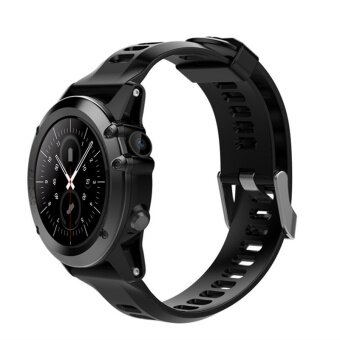Aibot H1 Smart Watch MTK6572 IP68 Waterproof 1.39inch 400*400 GPSWifi 3G Heart Rate Monitor 4GB+512MB for Android IOS Camera 500W -intl - 3