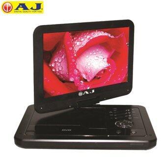 AJ เครื่องเล่น DVD ดิจิตอล พร้อมฟังก์ชั่น TV USB/CARD รุ่น PCD-11D