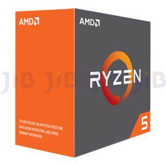 Harga AMD CPU - CENTRAL PROCESSING UNIT AMD AM4 RYZEN5 1600X 3.6GHZ (NO FAN)