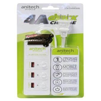 Anitech รางปลั้ก 103 anitech