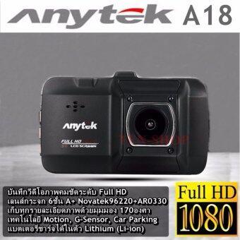 Anytek Car Camcorder Full