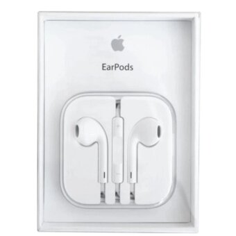 Apple หูฟังไอโฟน APPLE EarPods MD827LL/A US Spec Original Box