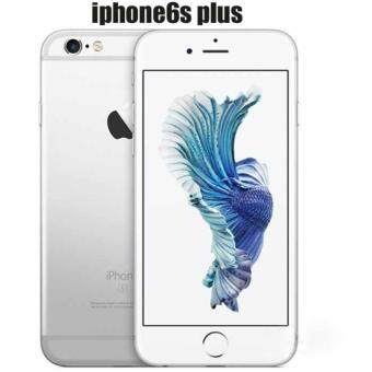 Harga Apple iPhone 6S Plus 64GB WHITE IOS Dual Core 2GB RAM 64GB ROM5.5'' 12.0MP Camera iphone6s plus LTE Smart phone