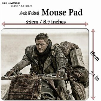Art Print Mouse Pad Mat (22*18cm) for Movie M392 Mad Ma.