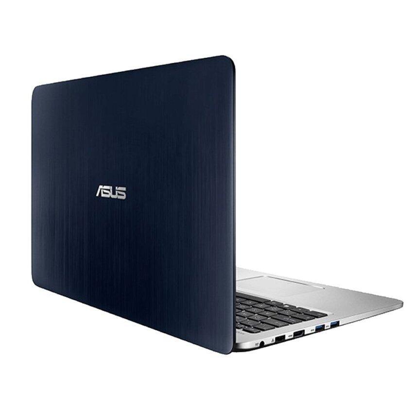 Asus NB (K401UQ-FR008D)14' i5-6200U4G DDR41TB 54rpm+24G SSDGT940MX 2GDOS(FHD,slim no ODD, grey metal)