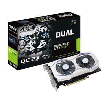 ASUS VGA - VIDEO GRAPHICS ARRAY NVIDIA (PCI-E) DUAL GTX1050 O2G