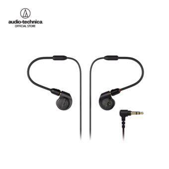 Audio Technica DUAL PHASE PUSH-PULL DRIVERS รุ่น ATH E40 Black