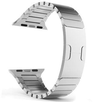 Band for Apple Watch Series 3 Series 1 Series 2 42mm Stainless Steel Strap