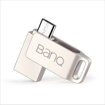 BanQ A6S For iPhone OTG USB Flash Drives 128GB Capacity ExpansionFor iPhone5/5s/5c/6/6s/6plus ipadAir/Air2,Mini/2/3 IPOD Mac PC -intl - 5