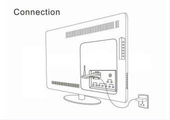 BBen Mini PC Windows10 WiFi Intel 1.83GHz Computer Atom TV StickQuad Core - intl