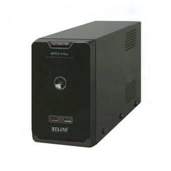 Harga BCN UPS - Apple+Plus 1000VA (Black)