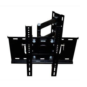BDEE ชุดขาแขวนทีวี LCD, LED ขนาด 32-42 นิ้ว รุ่น V3/7 (ติดผนัง,ปรับยืด-หดได้, ปรับก้มได้) (Black)