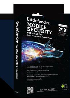 Bitdefender Mobile Security for Android 2016