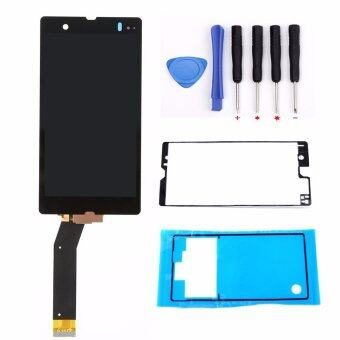 Bluesky LCD Display Touch Screen Digitizer + Adhesive+Tools ForSony Xperia Z L36h L36i C6601 C6602 C6603 C6606 C660x - Intl