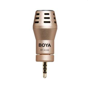BOYA BY-A100 Condenser Microphone for iphone® /ipad® /iPod Touch®