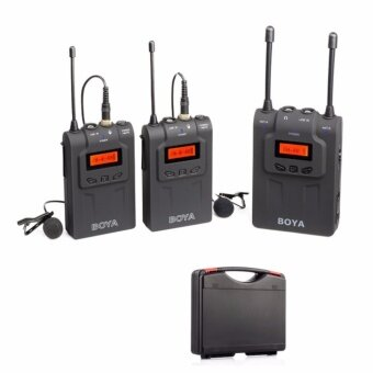 Boya BY-WM8 Wireless Microphone