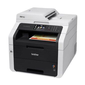 Brother Printer Laser รุ่น MFC-9330CDW (White)