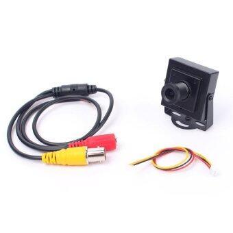 BUYINCOINS HD 700TVL 0.85ซม NTSC 3.6มม MTVเลนส์กล้องวงจรปิดรักษาความปลอดภัยเครื่องวีดีโอมินิอาร์ซี FPV กล้อง