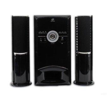 ซื้อ/ขาย BZ SUKE ลำโพงคาราโอเกะ 2.1 ซับวูฟเฟอร์ รุ่น DM-10(700) (สีดำ)