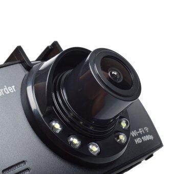 Camera กล้องติดรถยนต์ HD DVR รุ่น G30C (สีดำ) (image 3)