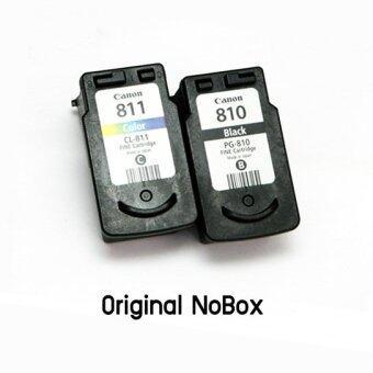 ตลับหมึกCanon 810 - 811 Original NoBoxของแท้