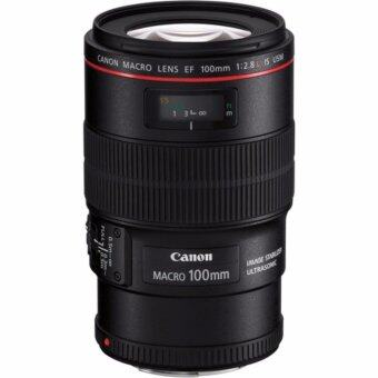 Canon EF 100mm f/2.8L Macro IS USM Lens - intl